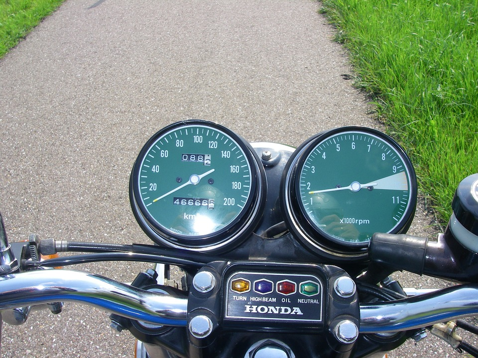 Honda testen